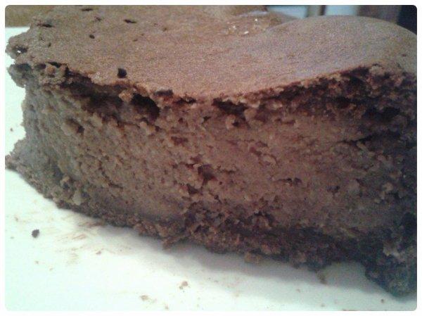 Pudding Choco-Amande