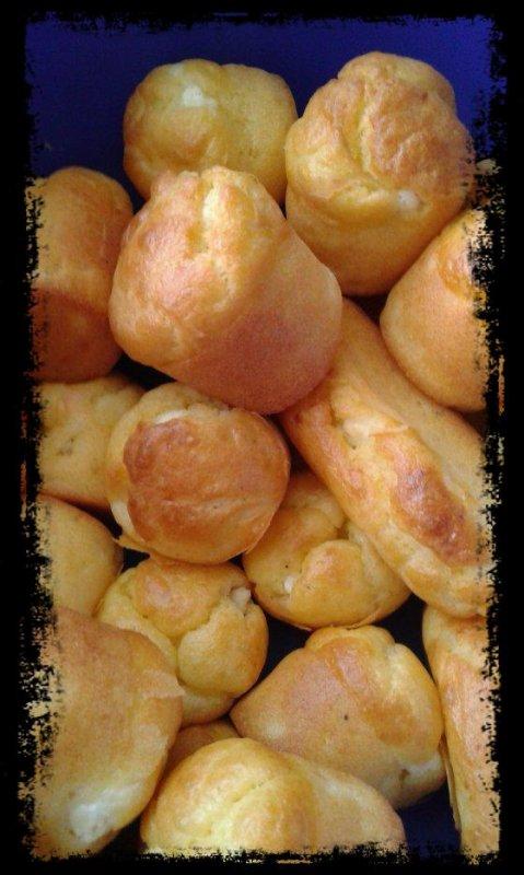 Muffin au Fromage de chèvre