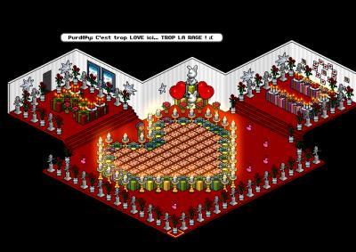 Un appart amour habbo hotel - Habbo cree ton avatar decore ton appart ...