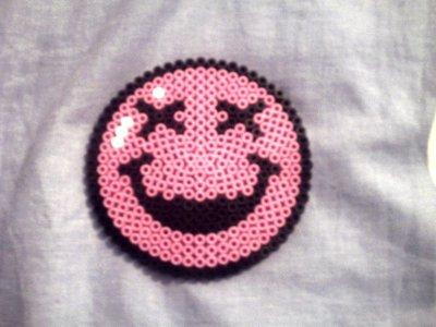 Smiley sourire perle a repasser et autres activites pour - Smiley perle a repasser ...