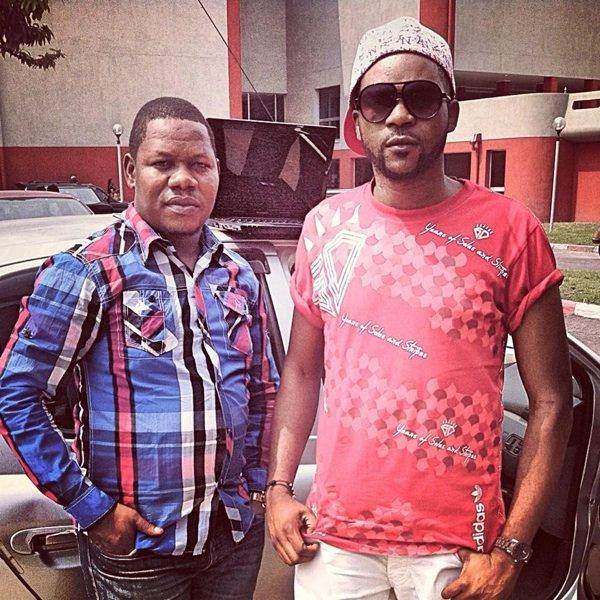 Frère Moïse Matuta & Frère Olivier Kalabasi à Kinshasa