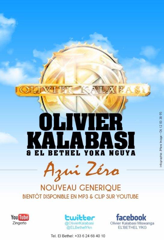 Annonce officielle générique Azui zéro !!!!