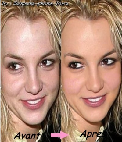 • Britney Spears .