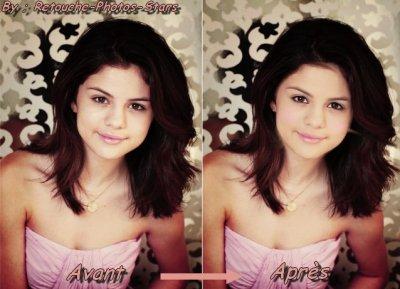 • Selena Gomez .