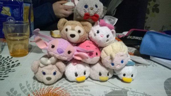 Tsum Tsum addict ! mdr 😂