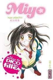 Miyo - un manga que j'adore !