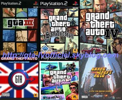 Les différence avec les autres GTA