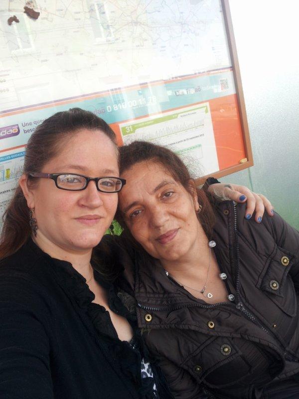 <3 my mom <3