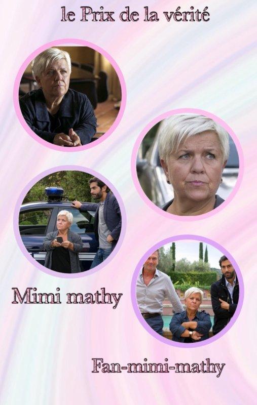 Mimie Mathy dans Le Prix de la vérité : «Je joue un flic un peu hors norme»