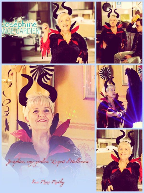 """Joséphine, ange gardien """"L'esprit d'Halloween"""
