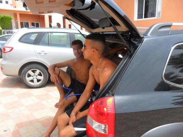 karim                 et           Abdel