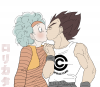 ♥végéta♥ and bulma