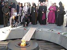 Reconnaissance politique du génocide arménien