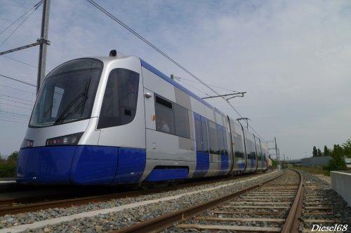 Le tram et tram-train mulhousien