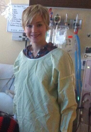 Jennifer 22/12/13 At Kosair Children's Hospital