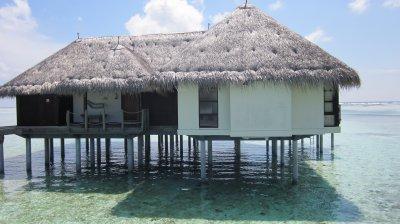 Mes vacances aux Maldives