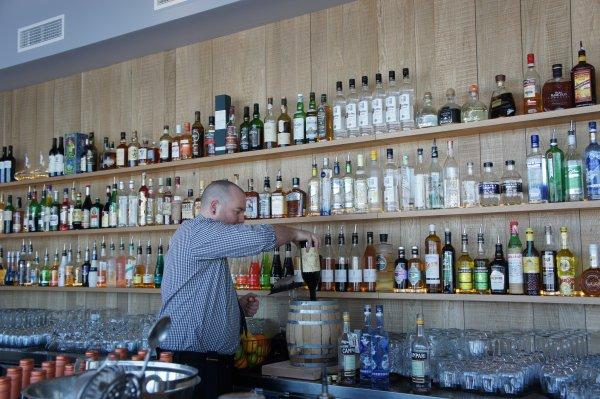 Restaurant Sjön, Tommy Myllymäki, Jönköping, Suède