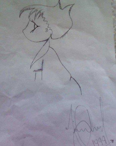 MJ's Drawings