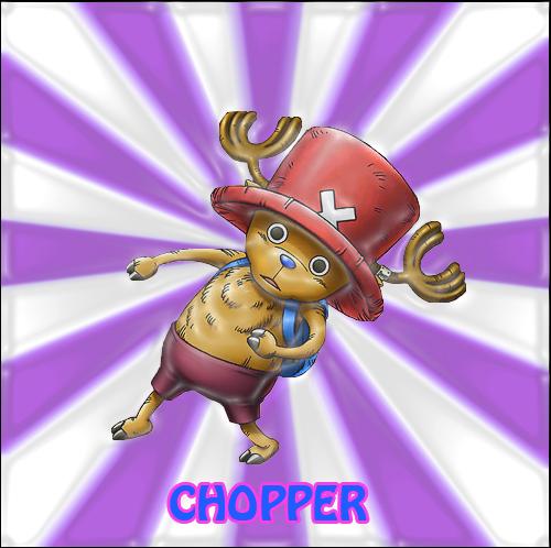Présentation des membres de l'équipage de Luffy : Chooper