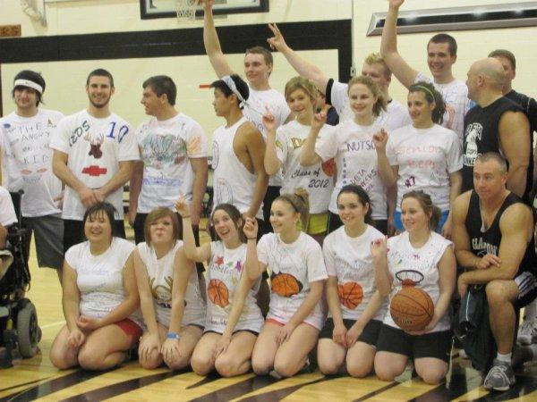 Basket and fun!