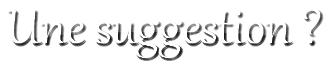 Inscriptions , système de nuage et suggestion