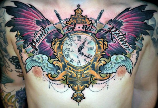 Articles De Tattoodream Tagges Tatouage Torse Tattoodream