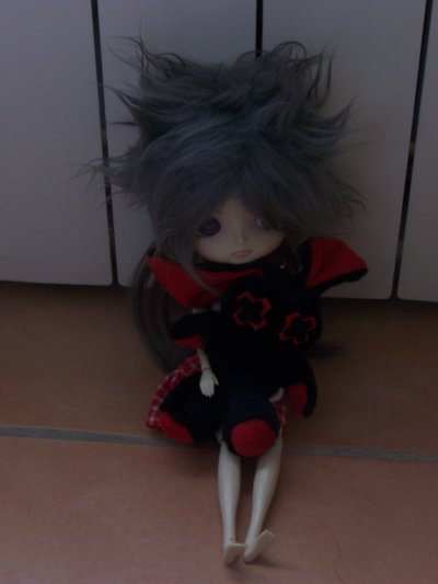 Miku a une nouvelle wig!