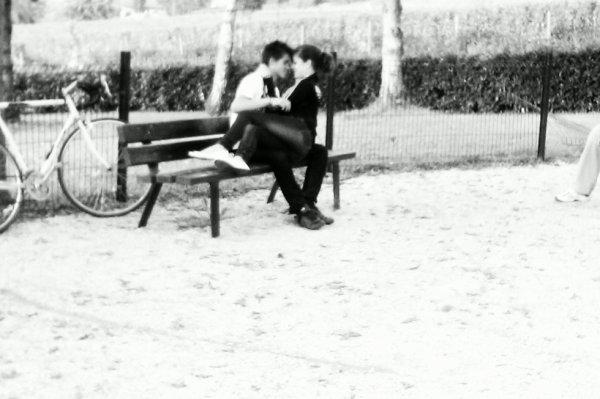 Mon meilleur ami est devenus l'homme de ma vie.. ♥