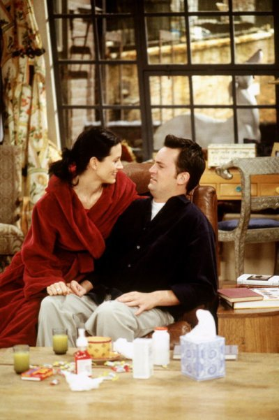 Monica et Chandler ♥