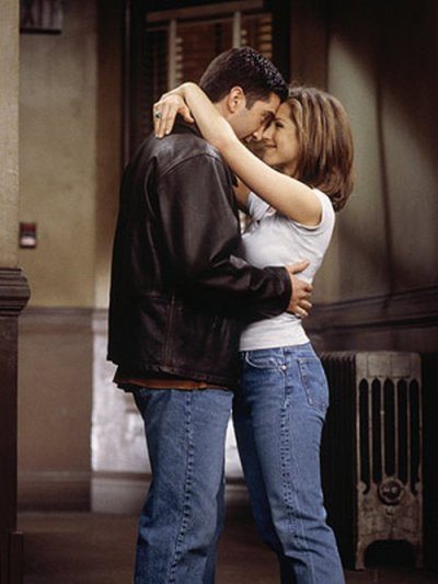Ross et Rachel ♥