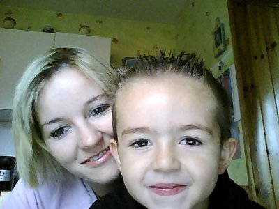 Moi et mon fils bientot ces 5 ans le 10 decembre
