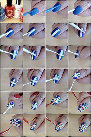 Tuto Nail art London