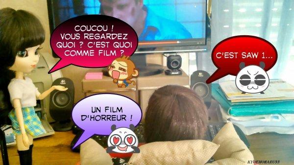 ♦○ Quatrième story: Le film d'horreur ○♦