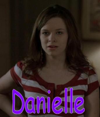 Danielle dans la saison 3