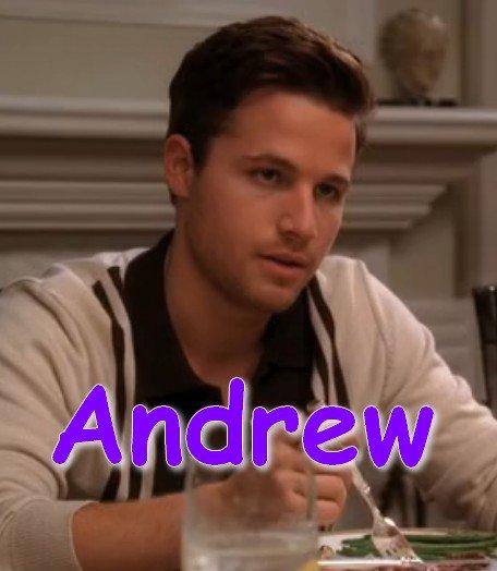 Andrew dans la saison 6