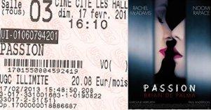 701 –[17-02-2013 : « Passion »]