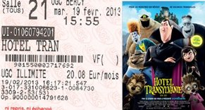 702 –[19-02-2013 : « Hotel Transylvania »]