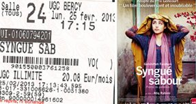 703 –[25-02-2013 : « Syngue Sabour »]