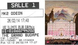 "717 -[26.01.2014 : ""The Grand Budapest Hotel""]"