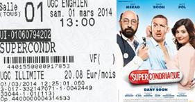 """720 -[01.03.2014 : """"Supercondriaque""""]"""