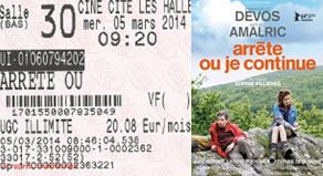 """724 -[05.03.2014 : """"Arrête ou je Continue""""]"""