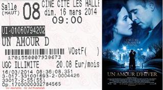 """732 -[16.03.2014 : """"Un Amour d'Hiver""""]"""