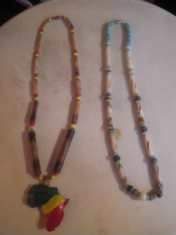 colliers africains