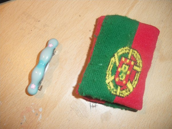 pince + bracelet eponge portugal