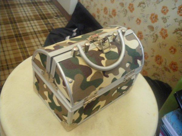 boite camouflage militaire