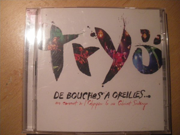 double album tryo