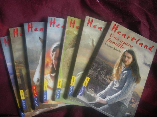 heartland livres