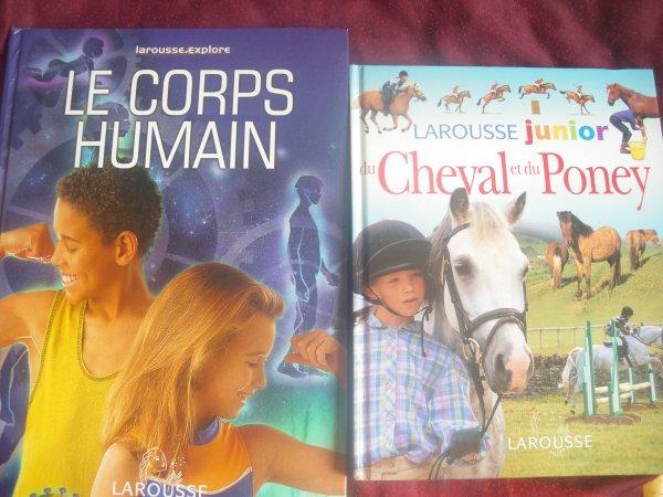 livre cheval et corps