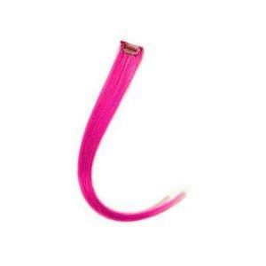 2 extensions a clip fushia