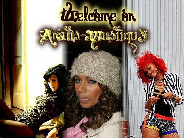 ♫ W£lcom£ On Anaiis-Musiiqu3 ♪